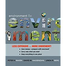 Environment 8e Binder Ready Version + WileyPLUS Registration Card