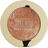 Milani Baked Powder Blush, Bellissimo Bronze 0.12 oz