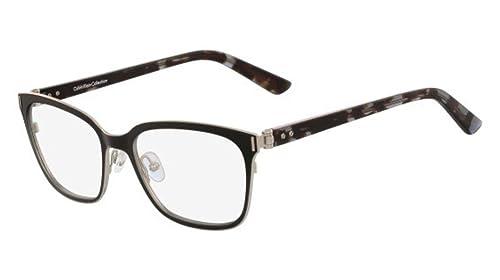 Calvin Klein Collection - CK8024, Rechteckig Metall Damenbrillen