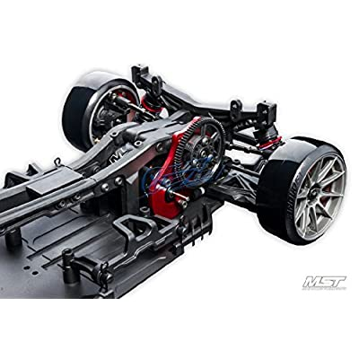 MST RMX 2.0 S 1/10 Scale RWD Electric Shaft Driven Car KIT [532161]: Toys & Games