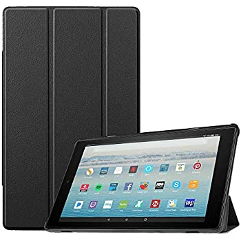 Amazon com: MoKo Case for All-New Amazon Fire HD 10 Tablet (7th