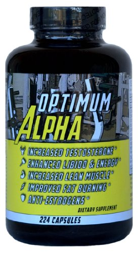 Optimum Alpha Dietary Supplement