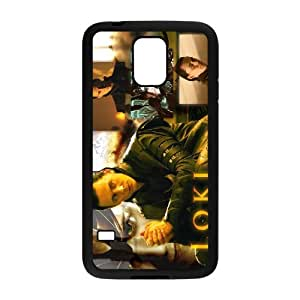 WJHSSB Customized Print Thor Loki Hard Skin Case For Samsung Galaxy S5 I9600