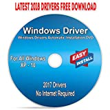 dell windows xp cd - Windows Driver Software Automatic Installation for 2017 + 2018 Free Download | Windows 10, 7, 8, Vista, XP for any PC Computer (Dell, HP etc) Easy Drivers Update DVD