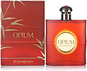 OPIUM For Women By YVES SAINT LAURENT Eau de Toilette Spray 3 oz