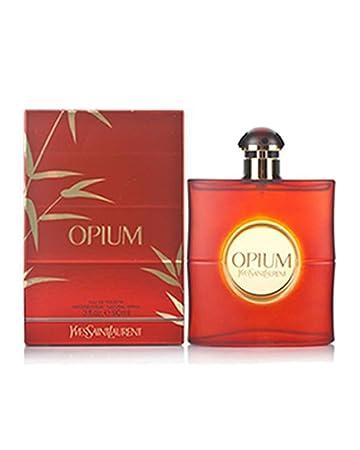 Amazon.com   OPIUM For Women By YVES SAINT LAURENT Eau de Toilette Spray 3  oz   Opium Perfume For Women   Beauty 77c372b051