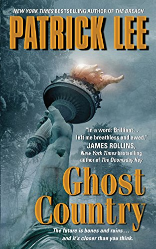Ghost Country (Travis Chase Series Book 2)