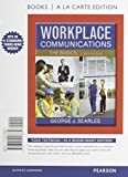 img - for Workplace Communications The Basics, Books a la Carte Plus MyWritingLab -- Access Card Package (6th Edition) book / textbook / text book