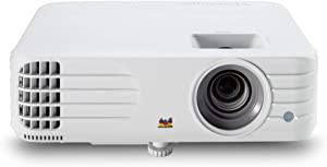 ViewSonic PG706HD 4000 Lumens Full HD 1080p Projector with RJ45 LAN Control Vertical Keystoning HDMI USB for Home and Office