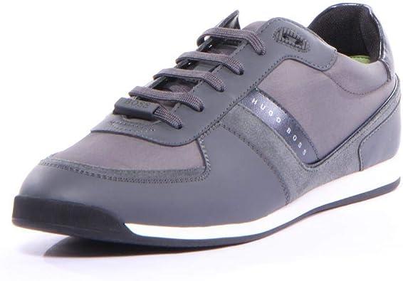Maze Nylon Suede Mix Sneaker