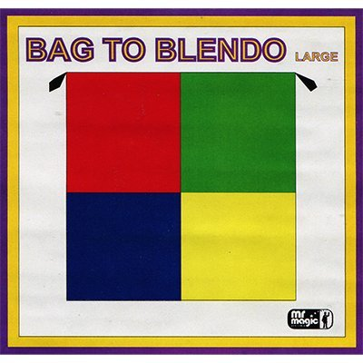 MMS Bag to Blendo (Large/stage) - by Mr. Magic by MMS