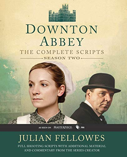 Script Military Hat - Downton Abbey Script Book Season 2