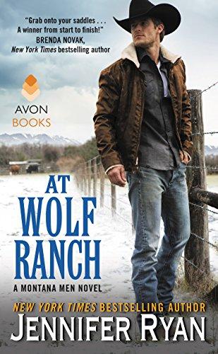 Wolf Man (At Wolf Ranch: A Montana Men Novel)