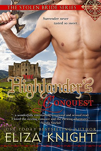 The Highlander's Conquest (The Stolen Bride Series Book 2) cover