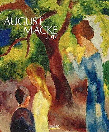 august-macke-2017-kunst-art-kalender