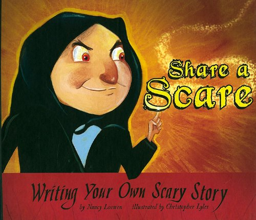Read Online Share a Scare: Writing Your Own Scary Story (Writer's Toolbox) pdf