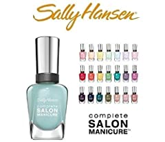 Skip the salon, get the results. Don't settle for just color when you can get a base coat, strengthener, growth treatment, salon-inspired color, top coat, chip-resistance.10 random colors no repeats