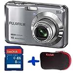 Bundle: Fuji AX650 Digital Camera in...