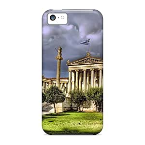 Premium Greece1253 Heavy-duty Protection Cases For Iphone 5c