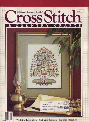 Cross Stitch & Country Crafts: 20 Great Projects Inside: Wed