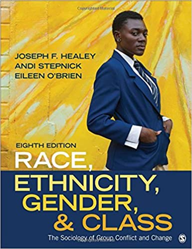 d0eec017fd447a Race, Ethnicity, Gender, and Class  The Sociology of Group Conflict and  Change Eighth Edition