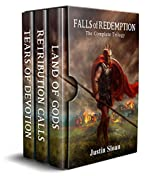 Falls of Redemption: Omnibus Books 1-3 (An Epic Military Fantasy Trilogy)
