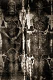 Laminated Shroud of Turin Full Image Photo 24 x 36in