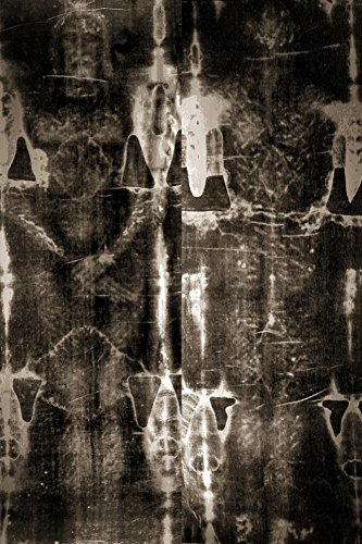 Laminated Shroud of Turin Full Image Photo 24 x 36in by GCO PUBLICATIONS