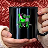 Womens AKA Mug inspired, Blessed AKA, AKA sorority, Alpha Kappa A Mug 11oz
