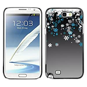 diy phone caseYOYO Slim PC / Aluminium Case Cover Armor Shell Portection //Christmas Holiday Pattern 1067 //Samsung Note 2diy phone case