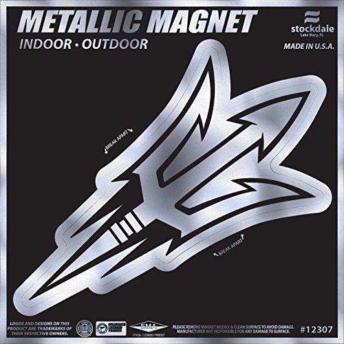 (WinCraft Arizona State University S12307 Metallic Magnets)
