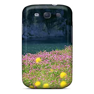 Ideal Dana Lindsey Mendez Case Cover For Galaxy S3(nature Fields), Protective Stylish Case