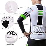 X-TIGER Cycling Bike Jersey Men,Bicycle MTB Shirts