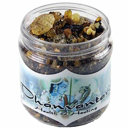 Resin Incense Dhanvantari - Health and Healing - 2.4oz Jar
