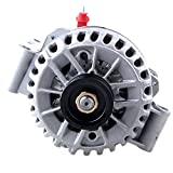 #3: Alternators,ECCPP V6 135Amp 2 Clock CW 8437 for Ford Auto and Light Truck Mustang 2005-2008 4.0L(245) V66R3Z-10346-ARM AFD0117 12V