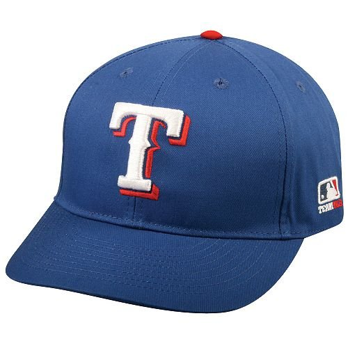 Cap Texas Rangers (Texas Rangers Youth MLB Licensed Replica Caps / All 30 Teams, Official Major League Baseball Hat of Youth Little League and Youth Teams)