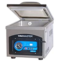 Selladora al vacío de cámara VacMaster VP210