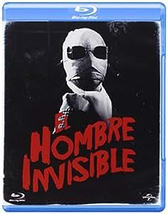 El Hombre Invisible [Blu-ray]