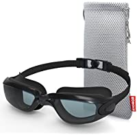 Zionor Swimming Goggles, G1 Polarized Swim Goggles with...
