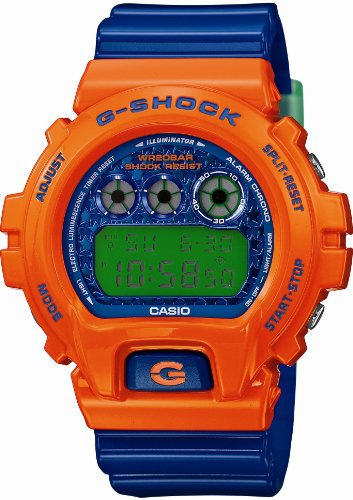 Casio G SHOCK Crazy Colors DW 6900SC 4JF