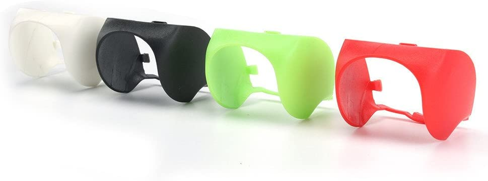 Miklan Mini Sun Shade Lens Hood Glare Gimbal Camera Protector Cover for DJI Spark Black