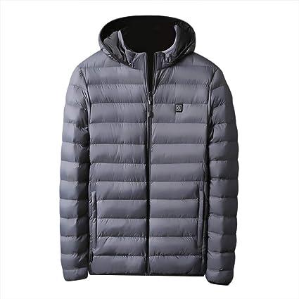 Unisex Men Women Fleece USB Electric Heated Vest Jacket Coat Fast Heating Warmer