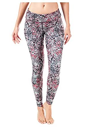 """WITH Women's 3.5 """" WBand Leggings LICHEN RED XS"""