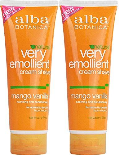 Alba Natural Emollient Cream Vanilla