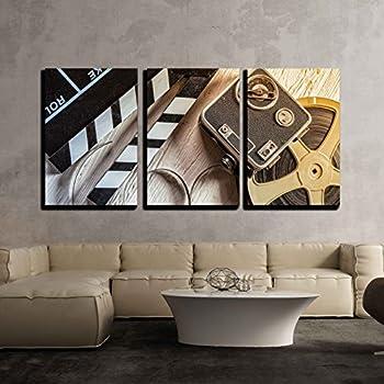 wall26 - Film and Camera - Canvas Art Wall Decor - 24