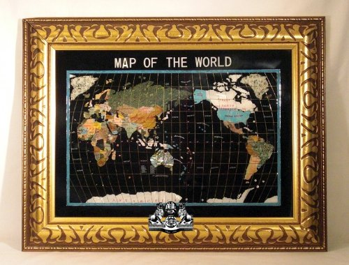 Gemstone Map - 3