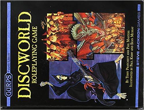 Discworld Roleplaying Game Pdf