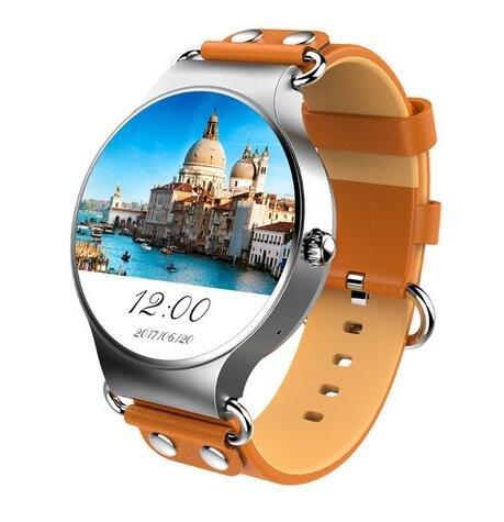 kingwear kw98 3 G Smartwatch 8 GB GPS reloj de pulsera ...
