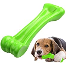 Dog Chew Toy- Bone Shape Anti Chew Toy for Dog-Perfect for Training/Keeping...