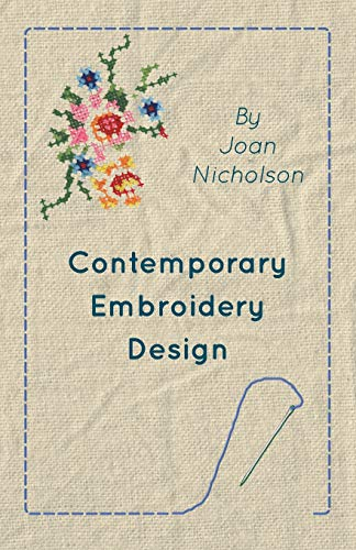 Contemporary Embroidery Design (Embroidery Contemporary Designs)